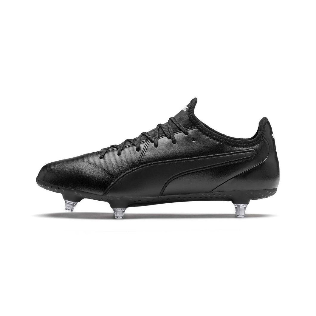 Puma King Pro Soft Ground SG Football Boots Mens Black