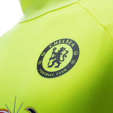 Chelsea FC Adidas Fluoro Yellow Training Jersey Mens