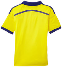 adidas Chelsea 2014 2015 Home Jersey Mens Yellow/Blue