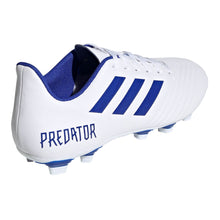 adidas Predator 19.4 Firm Ground FG Football Boots Men White