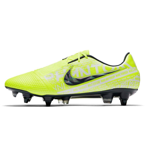 Nike Phantom Venom Elite SG Football Boots Mens Yellow/Obsidian