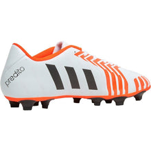 Adidas Predito Instinct FG Football Boots White/Red/Black Mens