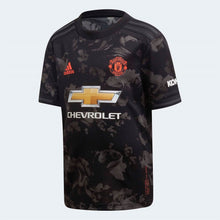 adidas Manchester United Third Mini Kit 2019 2020 Childs Black