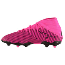 adidas Nemeziz 19.3 s FG Football Boots Child Boys Pink/Black
