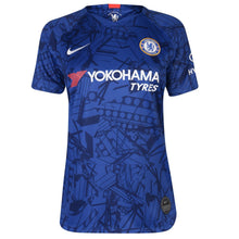 Nike Chelsea Home Shirt 2019 2020 Womens Blue/White