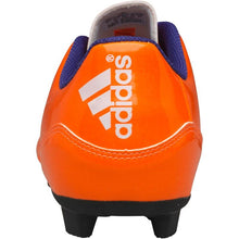 Adidas F5 TRX Traxion FG Firm Ground Football Boots Orange/Black Mens