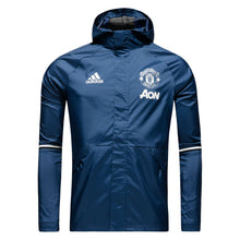 adidas Manchester United All Weather Jacket Juniors Navy