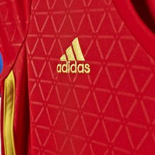 adidas Spain Home Jersey 2016 2017 Womens Red