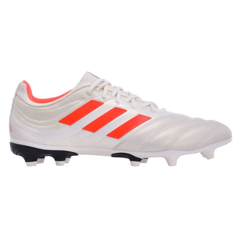 adidas Copa 19.3 Firm Ground FG Football Boots Mens White