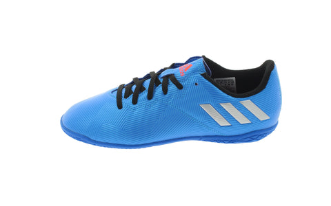 adidas Messi 16.4 Indoor Football Shoes Juniors Blue