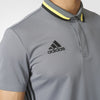 adidas Condivo 16 Climalite Polo Shirt Mens Grey