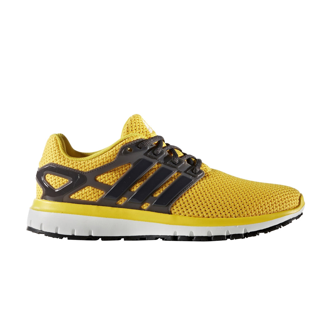 adidas Energy Cloud WTC Running Shoes Mens Yellow/Grey