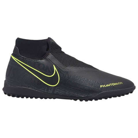 Nike Phantom Vision Academy DF Astro Turf Football Boots Mens Black/Yellow