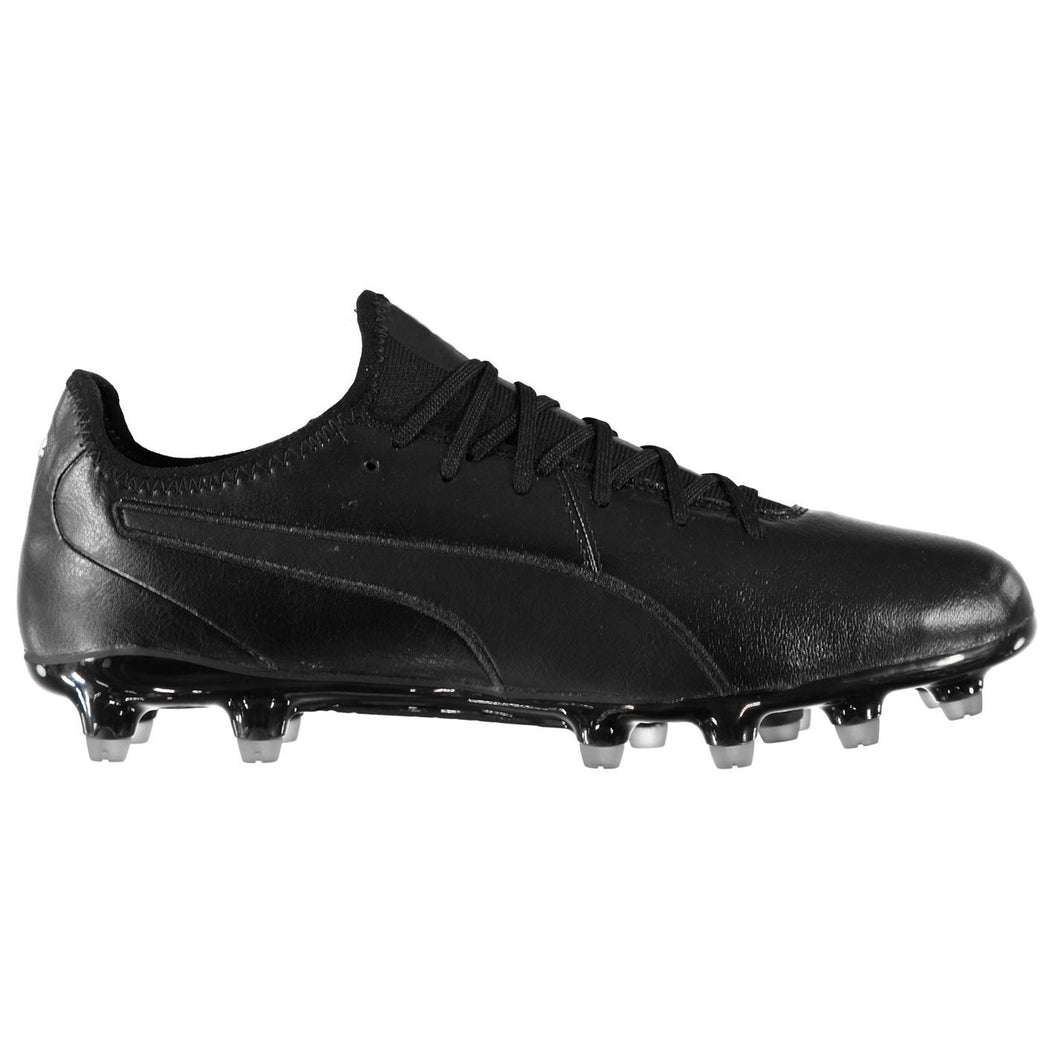 Puma King Pro Firm Ground FG Football Boots Mens Black