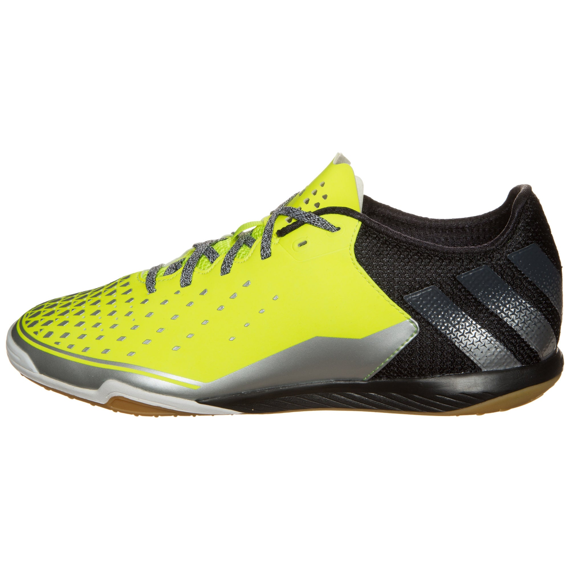 a8ac06b906a adidas Ace 16.2 Court Indoor Football Shoes Mens Yellow Futsal ...