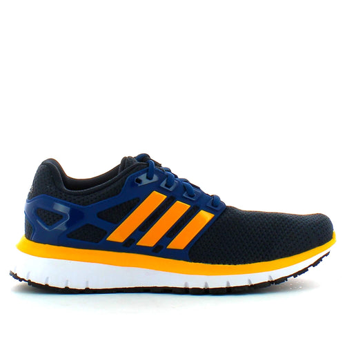 adidas Energy Cloud WTC Running Shoes Mens Blue/Yellow