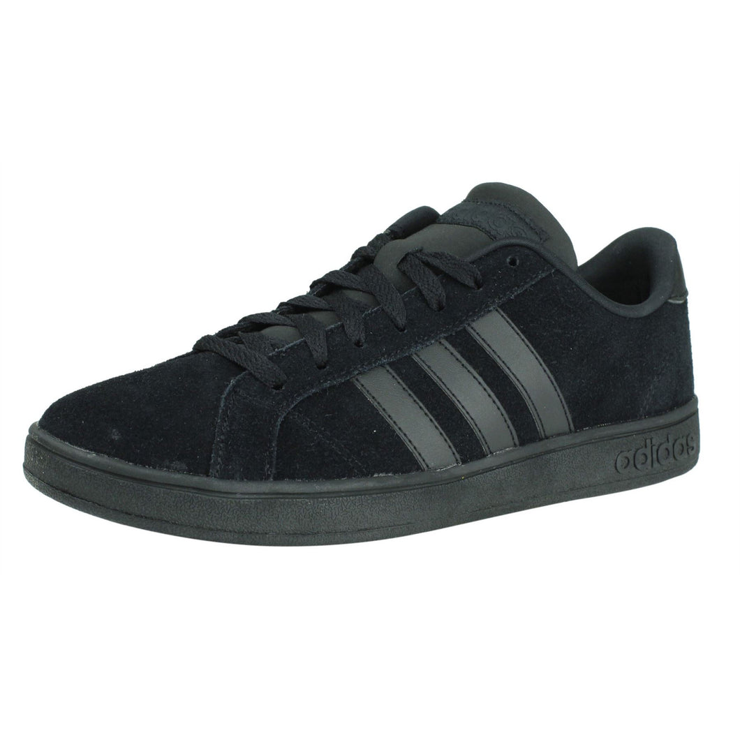 adidas neo Baseline Trainers Mens Black