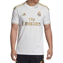 adidas Real Madrid Home Shirt 2019 2020 Mens White