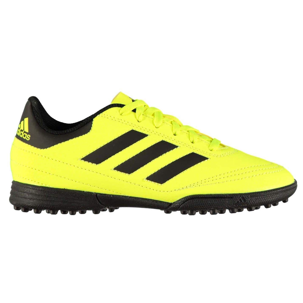 adidas Goletto TF Football Boots Child Boys Yellow/Black