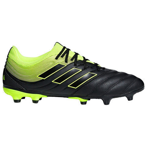 adidas Copa 19.3 Firm Ground FG Football Boots Mens Black