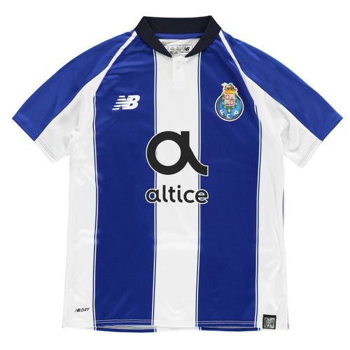 New Balance Porto Home Jersey 2018 2019 Juniors Blue
