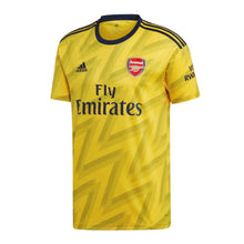 adidas Arsenal Torreira Away Shirt 2019 20 Mens Yellow