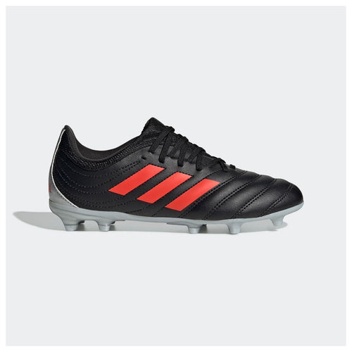 adidas Copa 19.3 FG Football Boots Junior Boys Black/Red