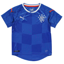 Puma Glasgow Rangers Home Jersey 2017 2018 Juniors Royal