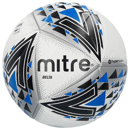Mitre Delta Hyperseam Football White