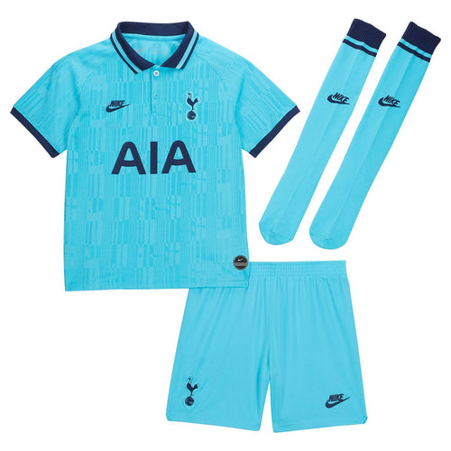 Nike Tottenham Hotspur Third Mini Kit 2019 2020 Juniors Blue