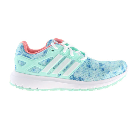 adidas Energy Cloud WTC Running Shoes Womens Blue/Green/White