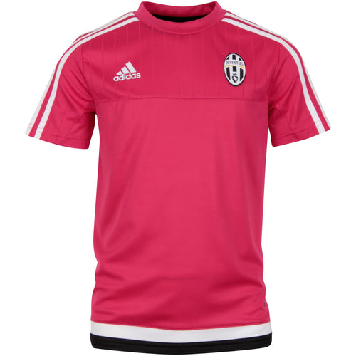 adidas Juventus Training Jersey Juniors Pink