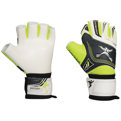 Precision Fingerless Indoor Football Futsal Goalkeeping Gloves