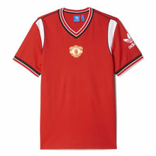 adidas Manchester United 1985 Retro Jersey Mens Red
