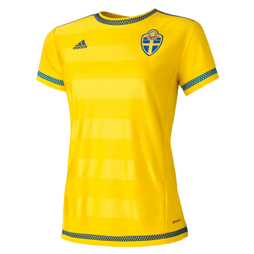 adidas Sweden Home Jersey Shirt Womens