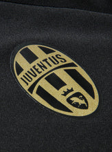 adidas Juventus Champions League Training Top Mens Black/Gold