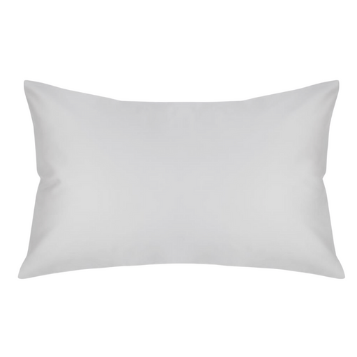 200 Thread Count 100% Cotton Light Grey Pillowcase
