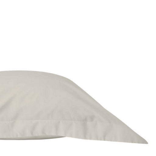 200 Thread Count 100% Cotton Oxford Stone Pillowcase