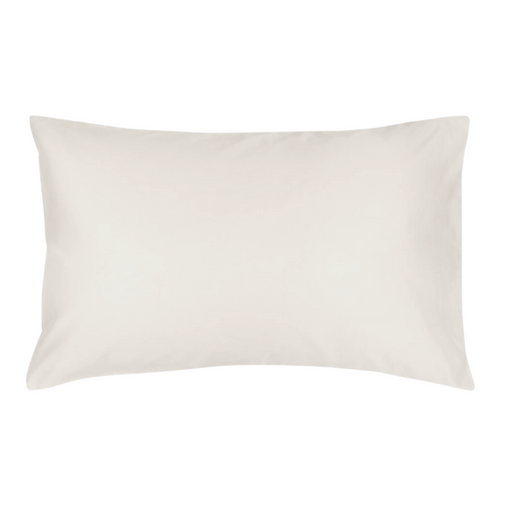 200 Thread Count 100% Cotton Stone Pillowcase