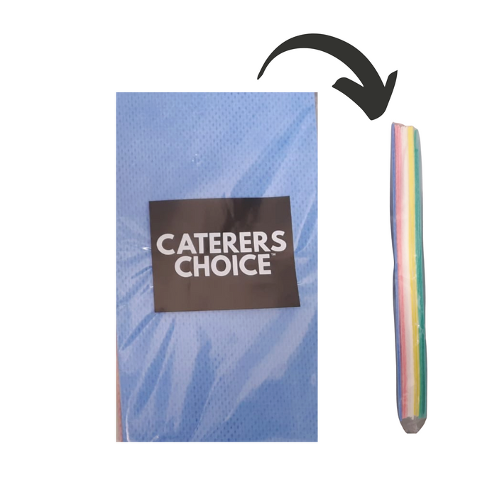 Caterers Choice Spunlace 10 Pack Cloths