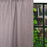 Britannia Self-lined Dim Out Taped Natural Curtain