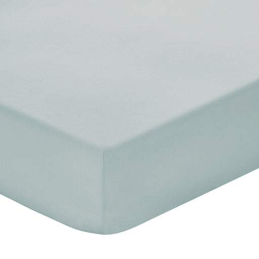 200 Thread Count 100% Cotton Duck Egg Fitted sheet