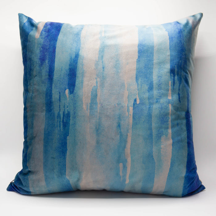 Luxe Collection Scatter Cushions - Watercolour Stripe