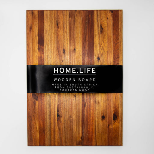 HOME.LIFE Rectangular Chopping Board - large (50 x 35cm)