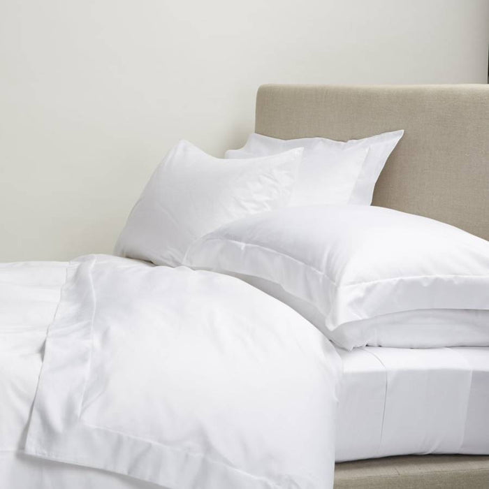 200 Thread Count 100% Cotton Oxford Duvet Cover Set