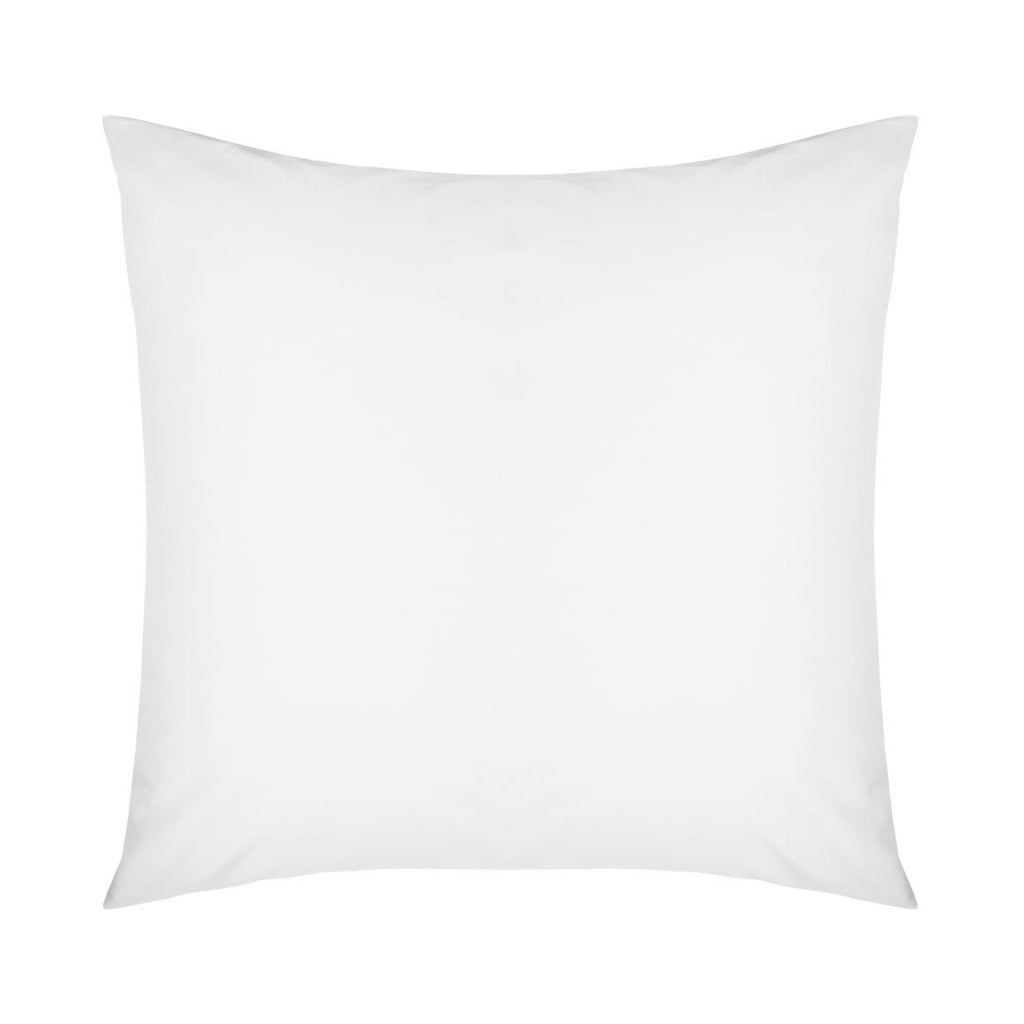 660 Thread Count Sateen White Pillowcases