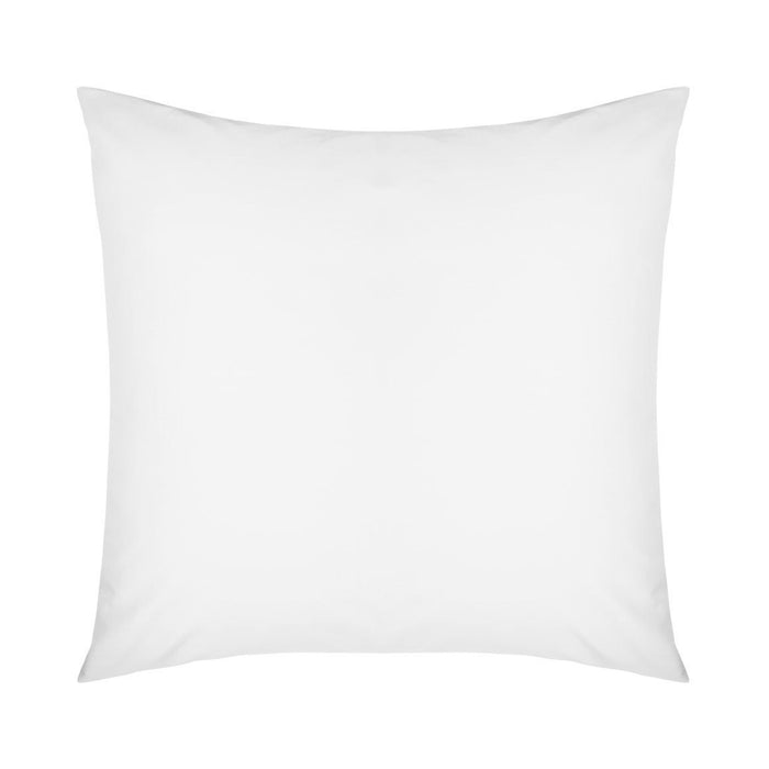 660 Thread Count Sateen White Pillowcase