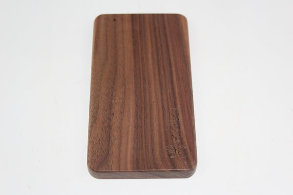 4,000 mAh Wood Portable Charger