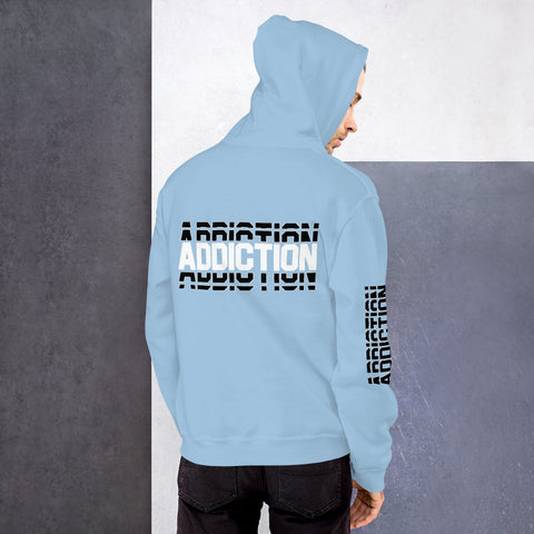 ADDICTION-Unisex Hoodie
