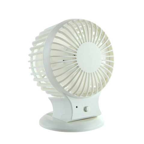 Rechargeable Mini Fans For Campers